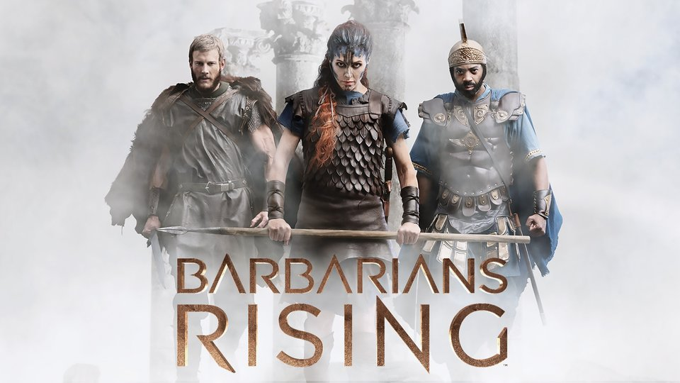 Barbarians Rising - History Channel