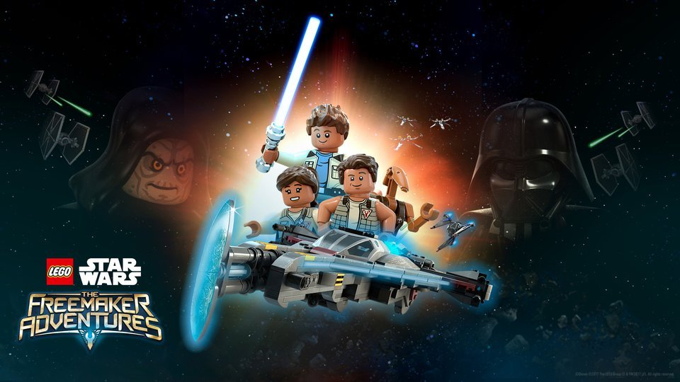 LEGO Star Wars: The Freemaker Adventures - Disney Channel