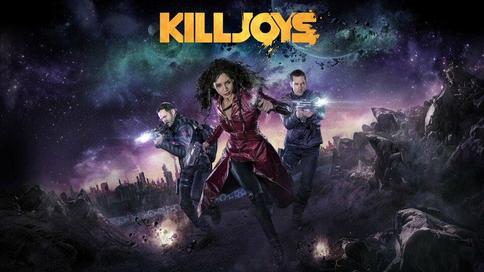 Killjoys - Syfy