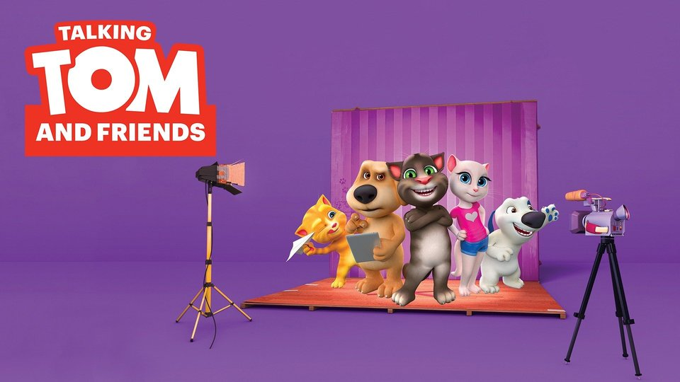 Talking Tom and Friends - YouTube