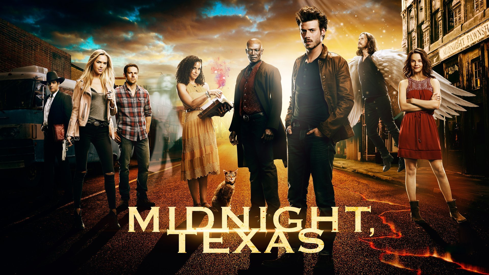 Midnight, Texas (NBC)