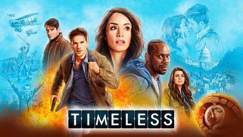 Timeless - NBC