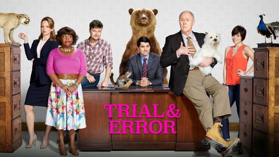 Trial & Error - NBC