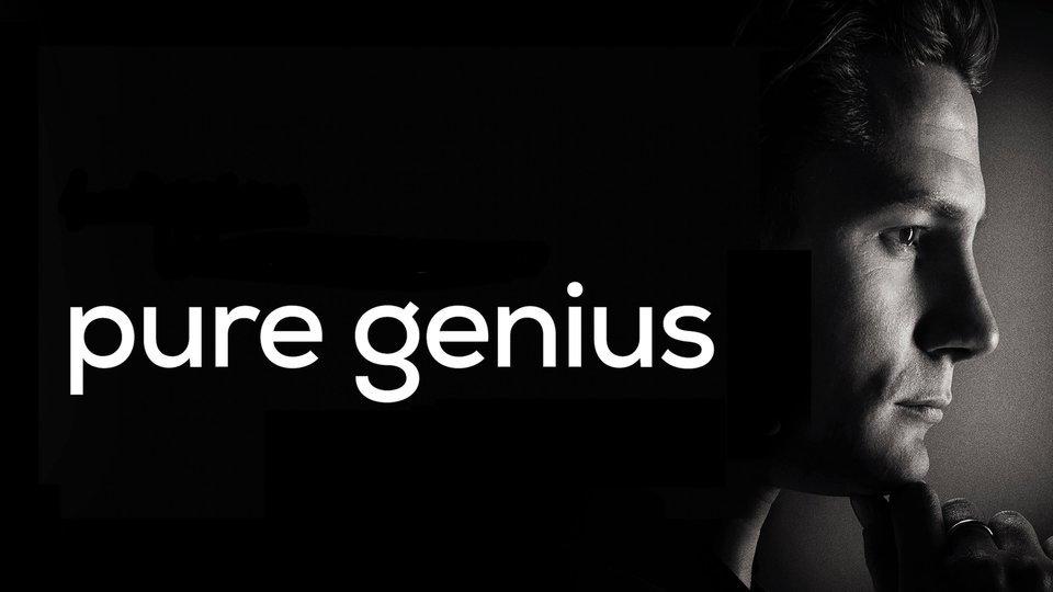 Pure Genius (CBS)
