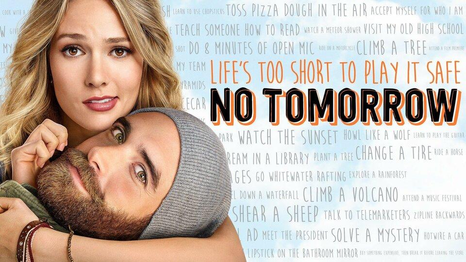 No Tomorrow - The CW