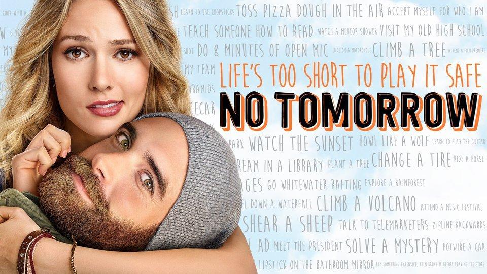 No Tomorrow (The CW)