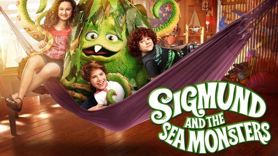 Sigmund and the Sea Monsters - Amazon Prime Video