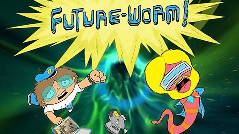 Future-Worm! - Discovery Channel