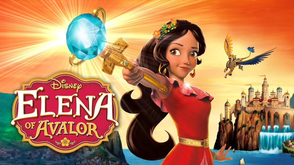 Elena of Avalor (Disney Channel)