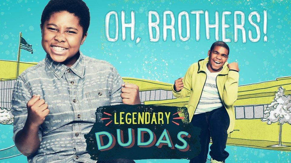 Legendary Dudas (Nickelodeon)