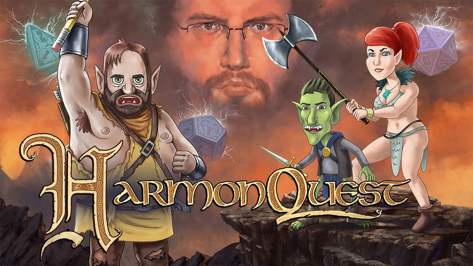 HarmonQuest - Seeso
