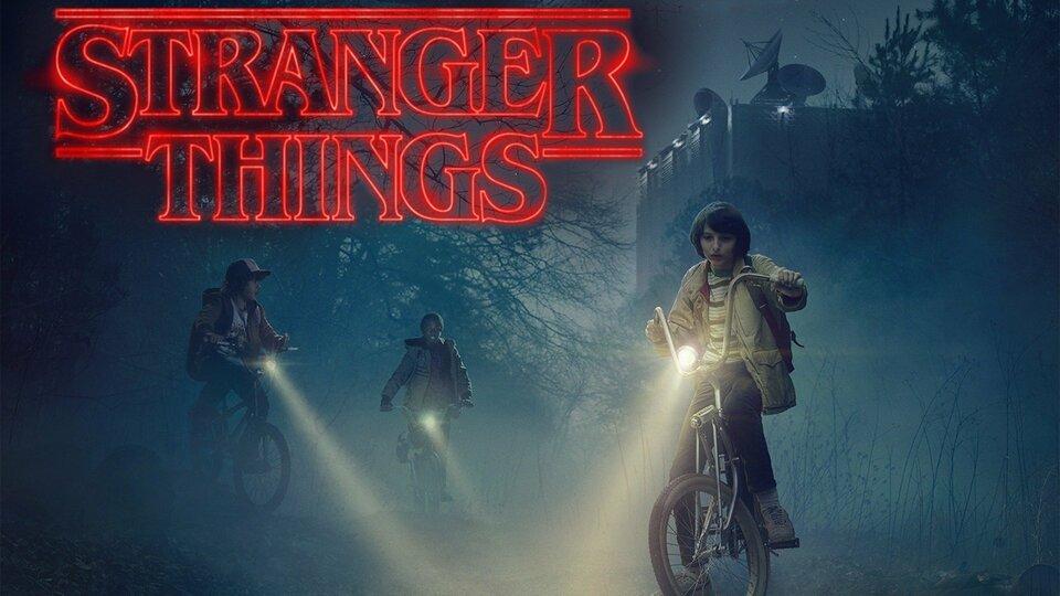 Stranger Things - Netflix Series - Where To Watch