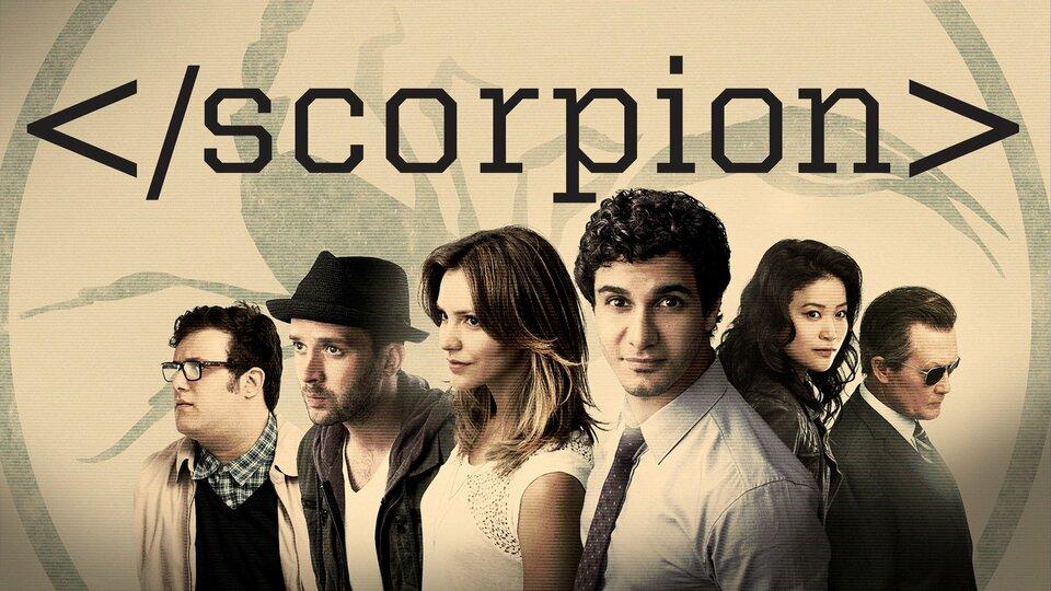 Scorpion - CBS