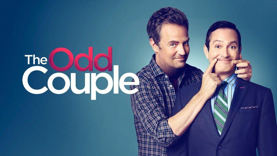 The Odd Couple (2015) - CBS