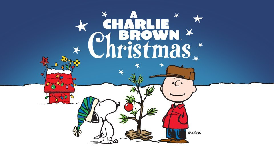A Charlie Brown Christmas (CBS)