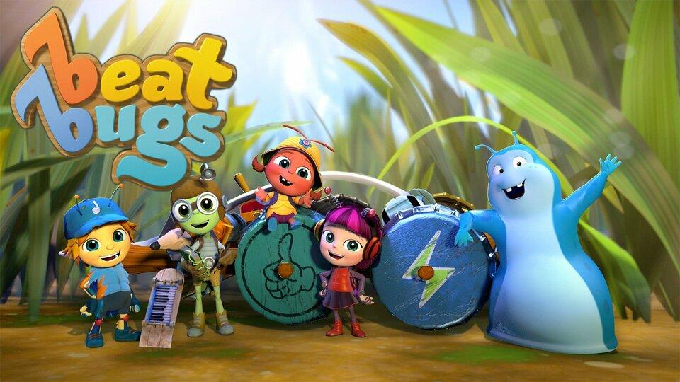 Beat Bugs - Netflix