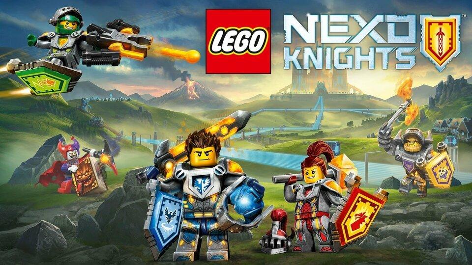 LEGO Nexo Knights - Cartoon Network