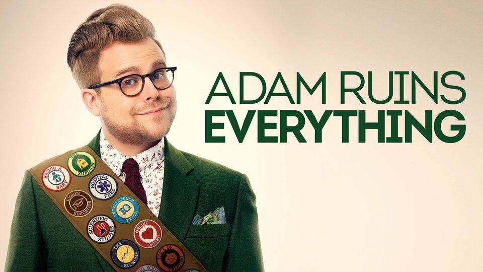 Adam Ruins Everything - truTV