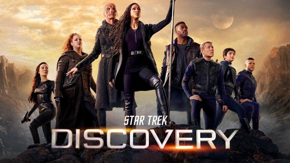 Star Trek: Discovery - Paramount+