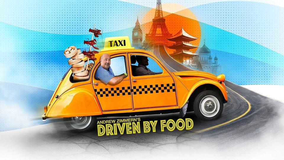 Andrew Zimmern's Driven by Food (Travel Channel)