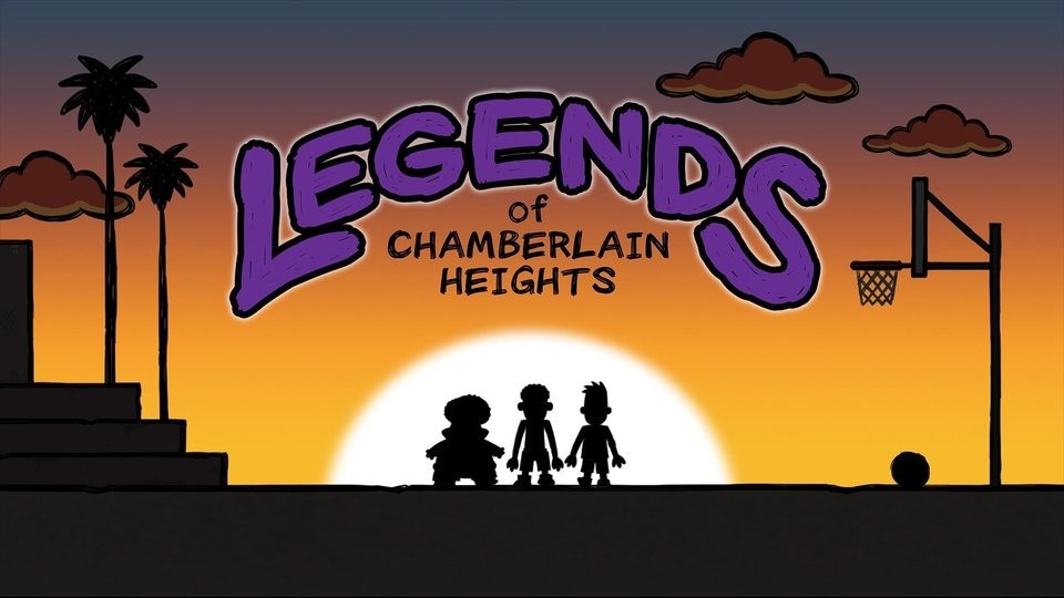 Legends of Chamberlain Heights - Comedy Central