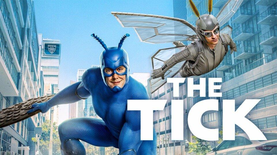 The Tick (2016) - Amazon Prime
