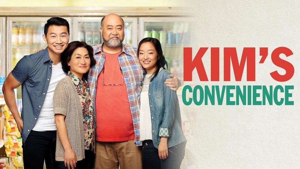 Kim's Convenience - Netflix