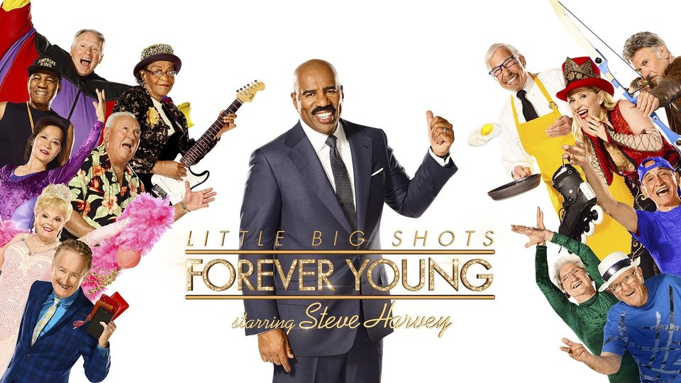 Little Big Shots: Forever Young - NBC