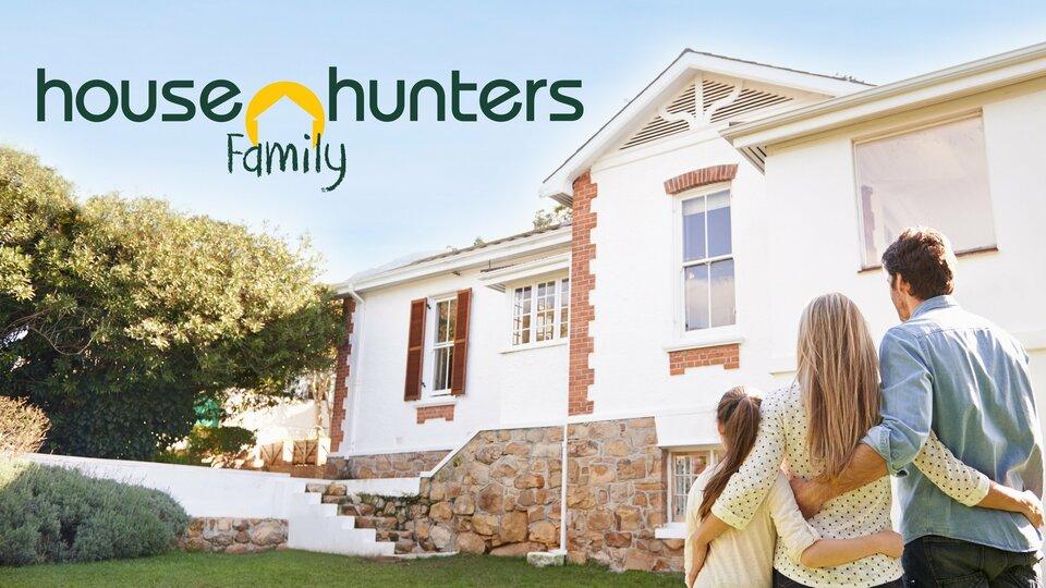 House Hunters Family - HGTV