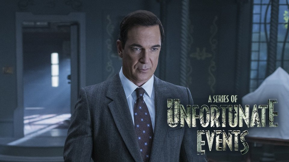 Lemony Snicket's A Series of Unfortunate Events - Netflix