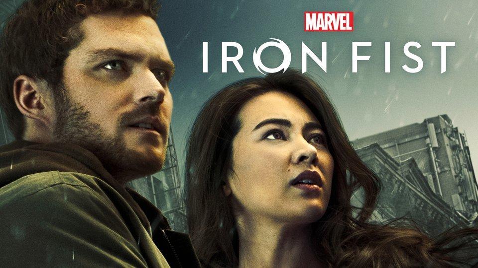 Marvel's Iron Fist (Netflix)