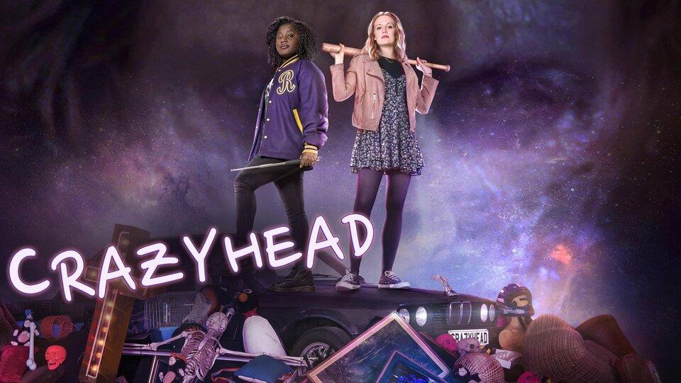 Crazyhead - Netflix