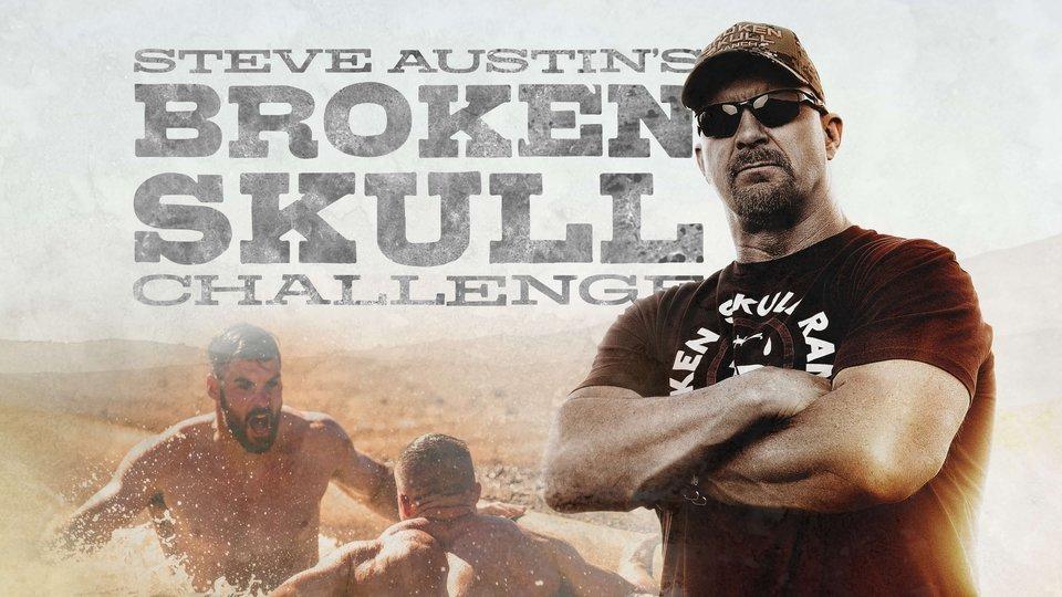 Steve Austin's Broken Skull Challenge - CMT