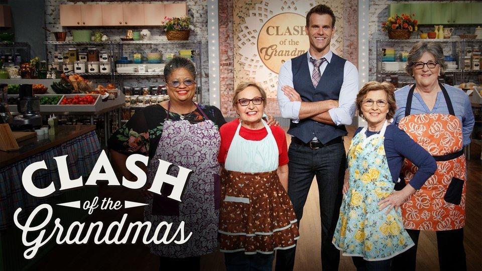 Clash of the Grandmas (Food Network)