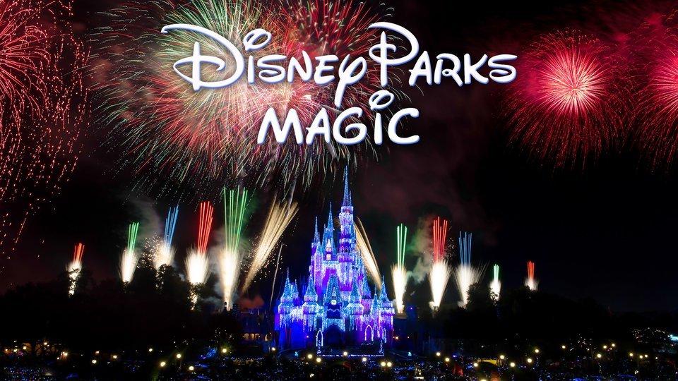 The Disney Parks Magical Christmas Day Celebration - ABC