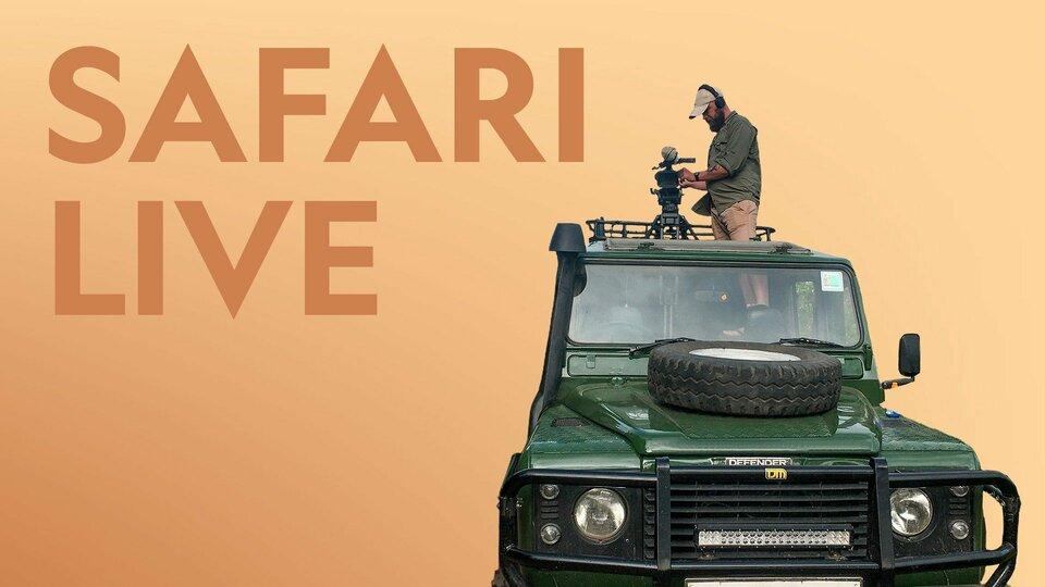 Safari Live - Nat Geo Wild
