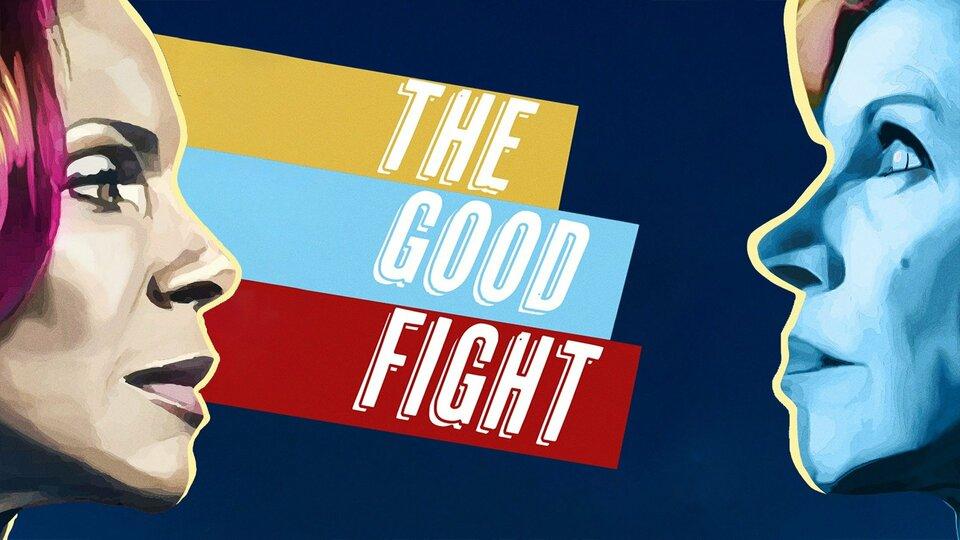 The Good Fight - Paramount+