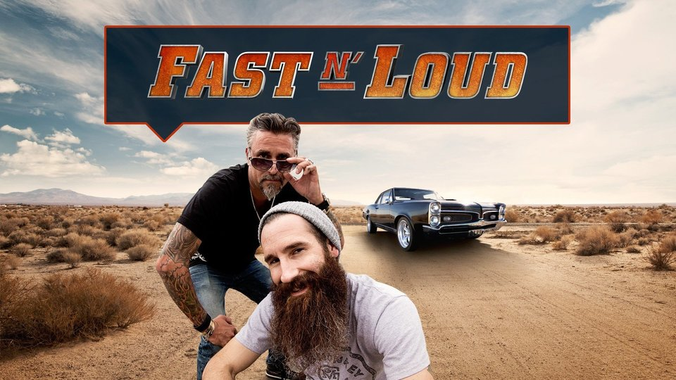 Fast N' Loud - Discovery Channel