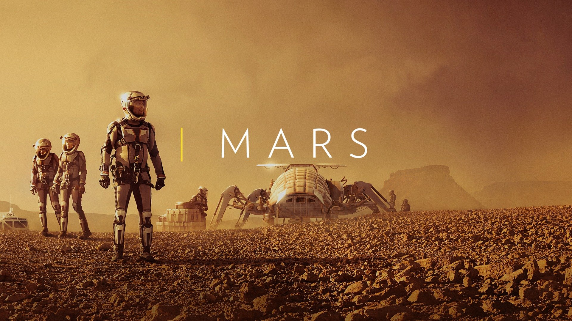 Mars - Nat Geo