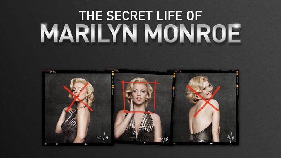 The Secret Life of Marilyn Monroe - Lifetime
