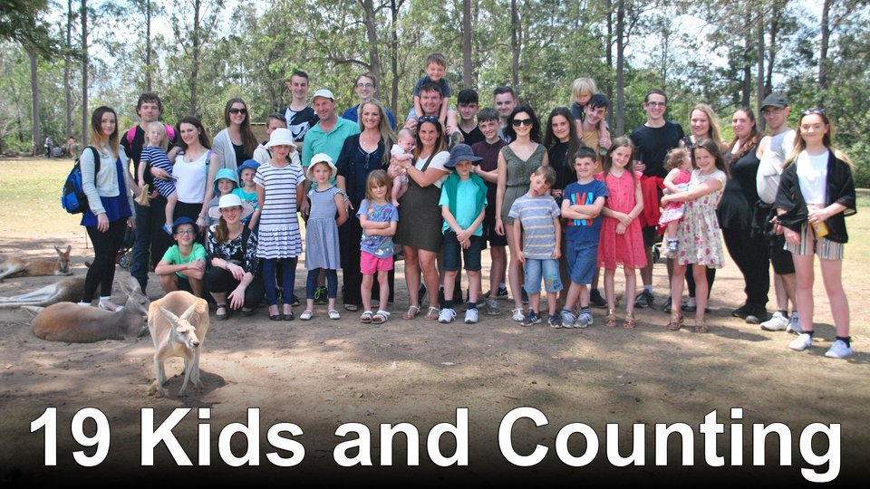 19 Kids and Counting (TLC)
