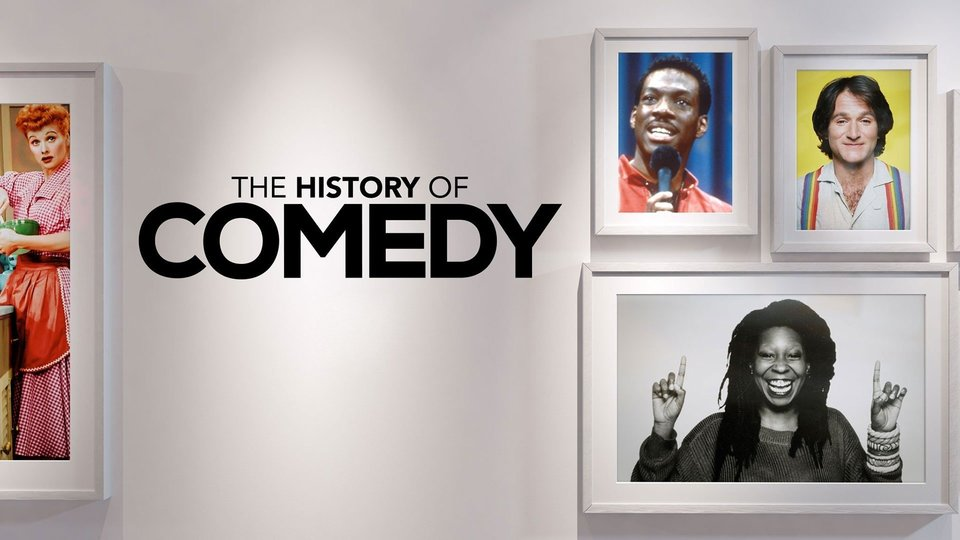 The History of Comedy (CNN)