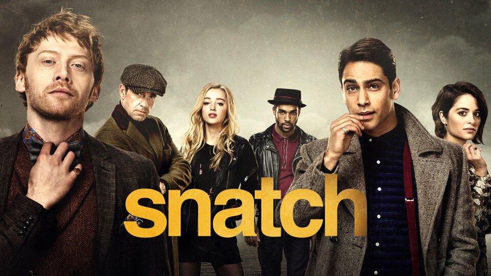 Snatch - Crackle