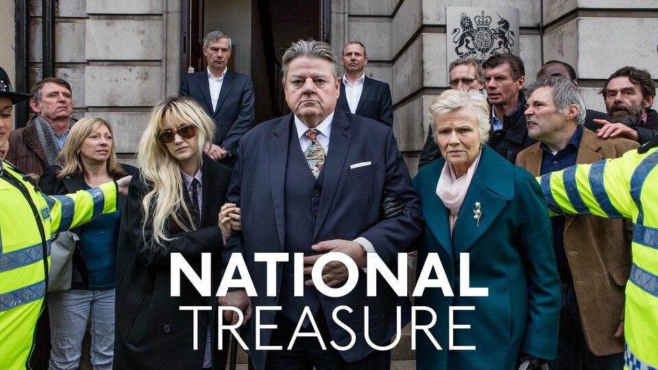National Treasure (Hulu)