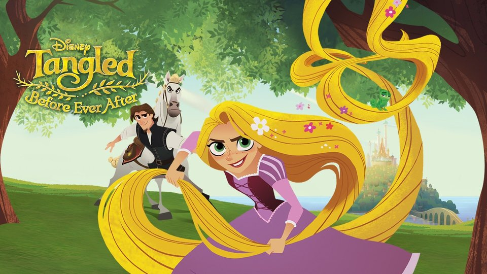 Tangled Before Ever After (Disney Channel)