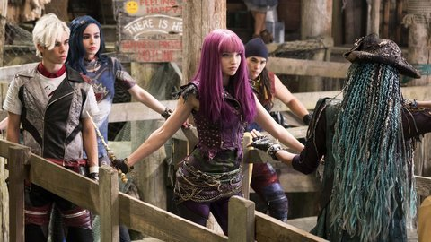 Descendants 2 - Disney Channel
