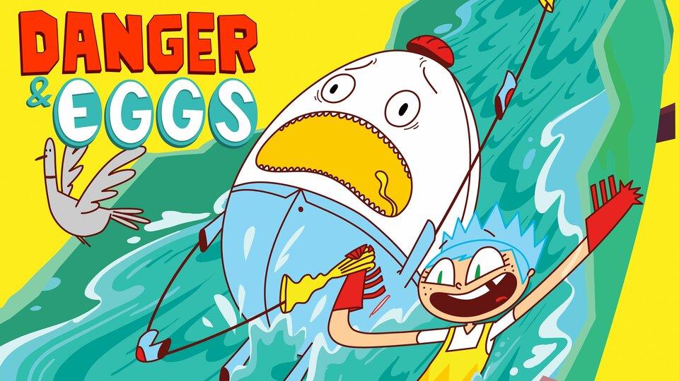Danger & Eggs (Amazon Prime Video)