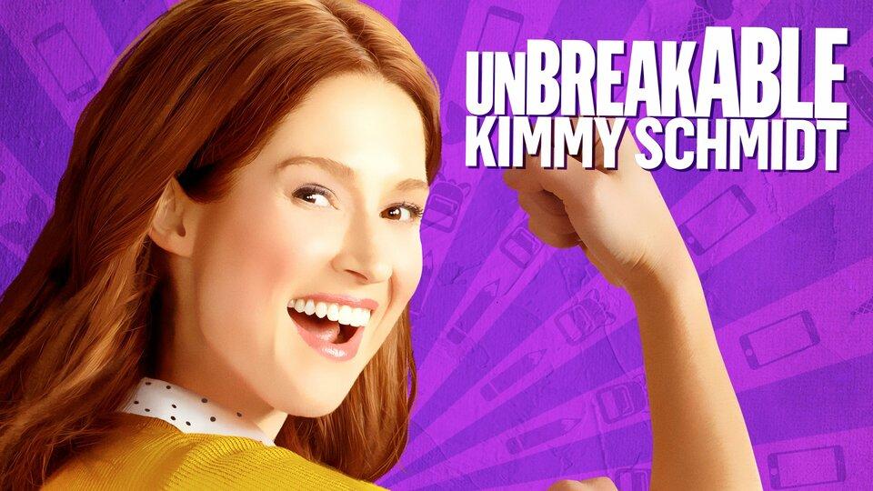 Unbreakable Kimmy Schmidt - Netflix