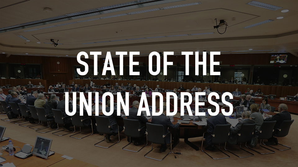 State of the Union Address -