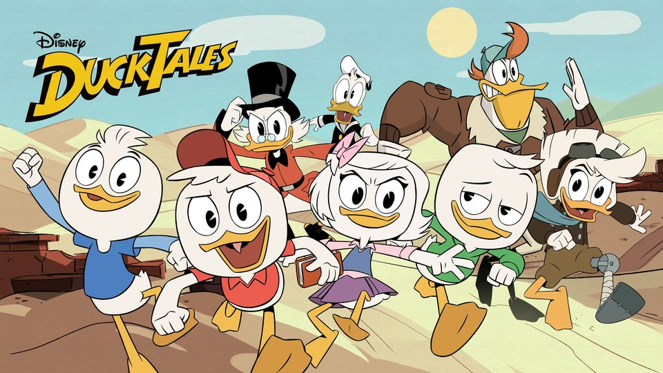 DuckTales - Disney Channel